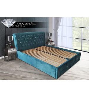 Łóżko sypialniane Brylant