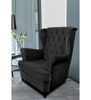 Designerski fotel USZAK