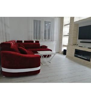 Nowoczesna sofa narożna Blanco