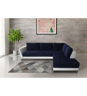 Sofa narożna BLACK