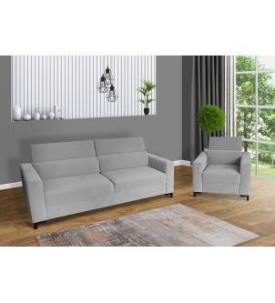 Designerska sofa + fotel...