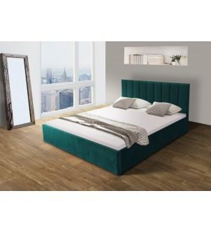 Łóżko tapicerowane SARA