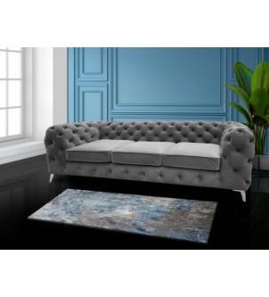 Nowoczesna pikowana sofa Flori
