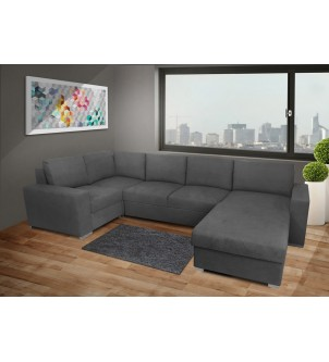 Skandynawska sofa narożna...