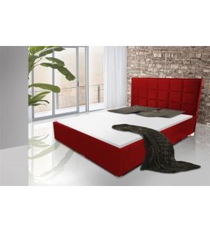 Designerskie łóżko...